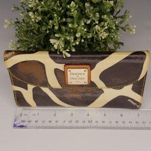 Dooney&bourke  wallet